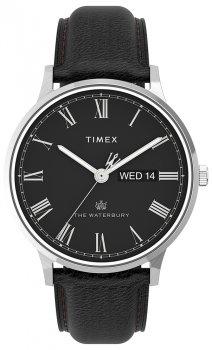 Timex TW2U88600Waterbury 40mm Date