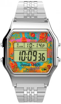 Timex TW2V25900T80 x Coca-Cola® Unity Collection