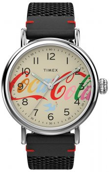 Timex TW2V26000Lab Archive x Coca-Cola® Unity Collection