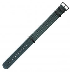 Traser TS-10922824mm Textile Strap Green