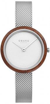 Zegarek damski Obaku Denmark V245LXCIMC