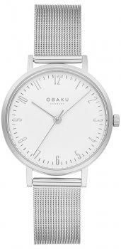 Zegarek damski Obaku Denmark V248LXCIMC