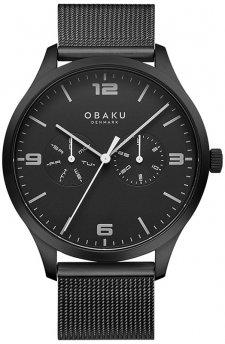 Zegarek męski Obaku Denmark V249GMBBMB