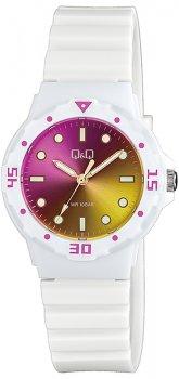 Zegarek dla dziewczynki QQ VR19-024