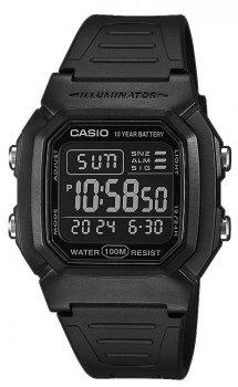 Zegarek męski Casio W-800H-1BVES