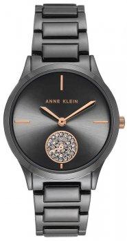 Zegarek damski Anne Klein AK-3417GYRT