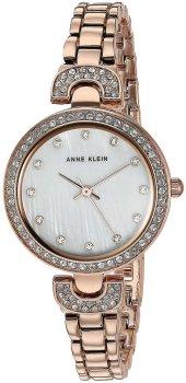 Zegarek damski Anne Klein AK-3464MPRG