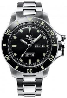 Zegarek męski Ball DM2118B-SCJ-BK