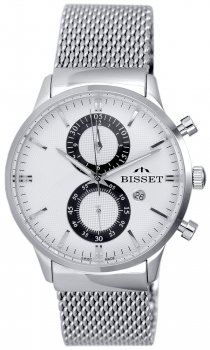 Zegarek męski Bisset BSDD88SISB05AX