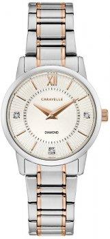 Zegarek damski Caravelle 45P110