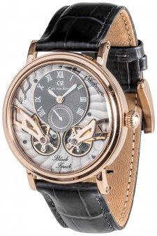 Zegarek męski Carl von Zeyten CVZ0017RGY