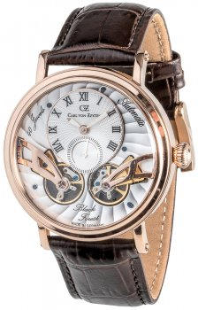Zegarek męski Carl von Zeyten CVZ0017RWH