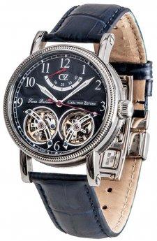 Zegarek męski Carl von Zeyten CVZ0033BL