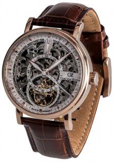 Zegarek  Carl von Zeyten CVZ0052RWH