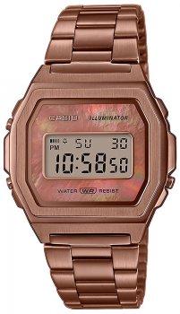 Zegarek damski Casio A1000RG-5EF
