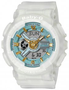 Zegarek damski Casio BA-110SC-7AER