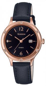 Zegarek damski Casio SHE-4533PGL-1AUER