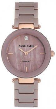 Zegarek damski Anne Klein AK-1018RGMV