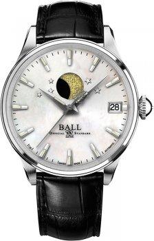 Zegarek damski Ball NL3082D-LLJ-WH