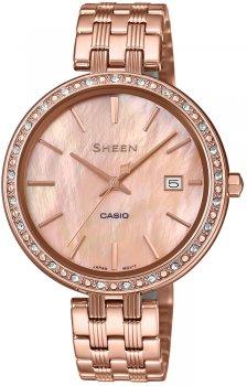 Zegarek damski Casio SHE-4052PG-4AUEF