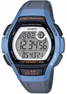 Zegarek damski Casio LWS-2000H-2AVEF
