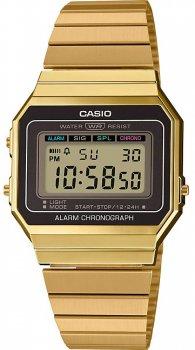 Zegarek damski Casio A700WEG-9AEF
