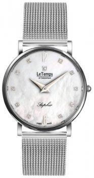 Zegarek damski Le Temps LT1085.05BS01