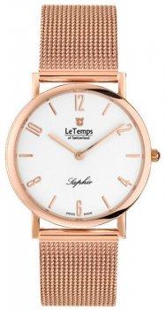 Zegarek damski Le Temps LT1085.51BD02