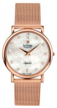 Zegarek damski Le Temps LT1085.55BD02