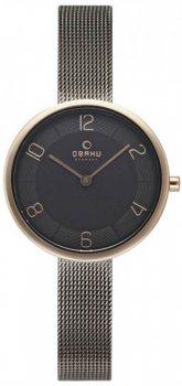 Zegarek damski Obaku Denmark V195LXVJMJ