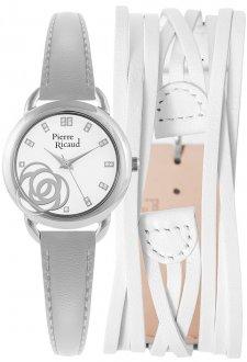 Zegarek  Pierre Ricaud P22017.5G13Q-SET
