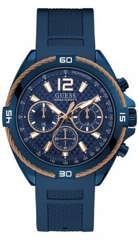 Zegarek męski Guess W1168G4