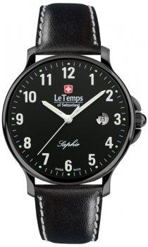 Zegarek męski Le Temps LT1067.27BL21