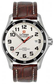 Zegarek męski Le Temps LT1078.02BL02
