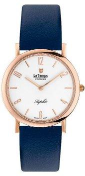 Le Temps LT1085.51BL43ZAFIRA SLIMLINE