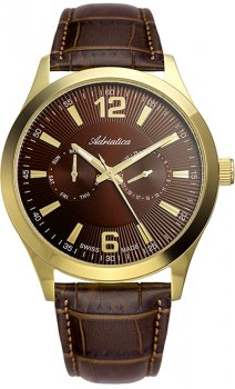 Zegarek męski Adriatica A8257.125GQF