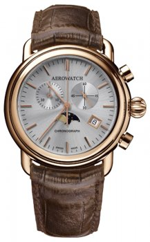 Zegarek męski Aerowatch 84934-RO06
