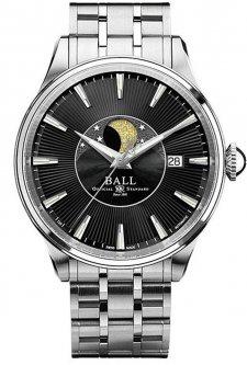 Zegarek  męski Ball NM3082D-SJ-BK