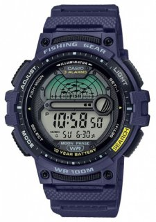 Zegarek  Casio WS-1200H-2AVEF
