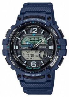 Zegarek męski Casio WSC-1250H-2AVEF