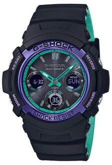 Zegarek  męski Casio AWG-M100SBL-1AER