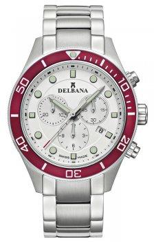 Zegarek męski Delbana 41701.718.6.066