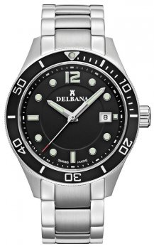 Zegarek męski Delbana 41701.716.6.034