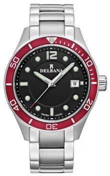 Zegarek męski Delbana 41701.716.6.036