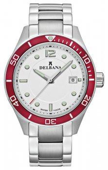Zegarek męski Delbana 41701.716.6.066