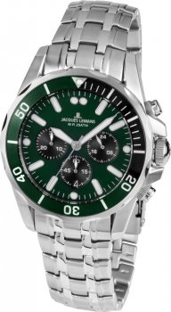 Zegarek męski Jacques Lemans 1-1907ZG