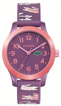 Zegarek dla dziewczynki Lacoste 2030020