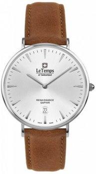 Zegarek męski Le Temps LT1018.06BL02