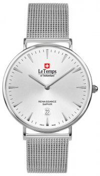 Zegarek męski Le Temps LT1018.06BS01