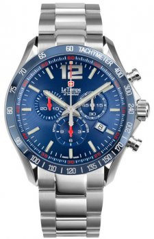 Zegarek męski Le Temps LT1041.19BS01